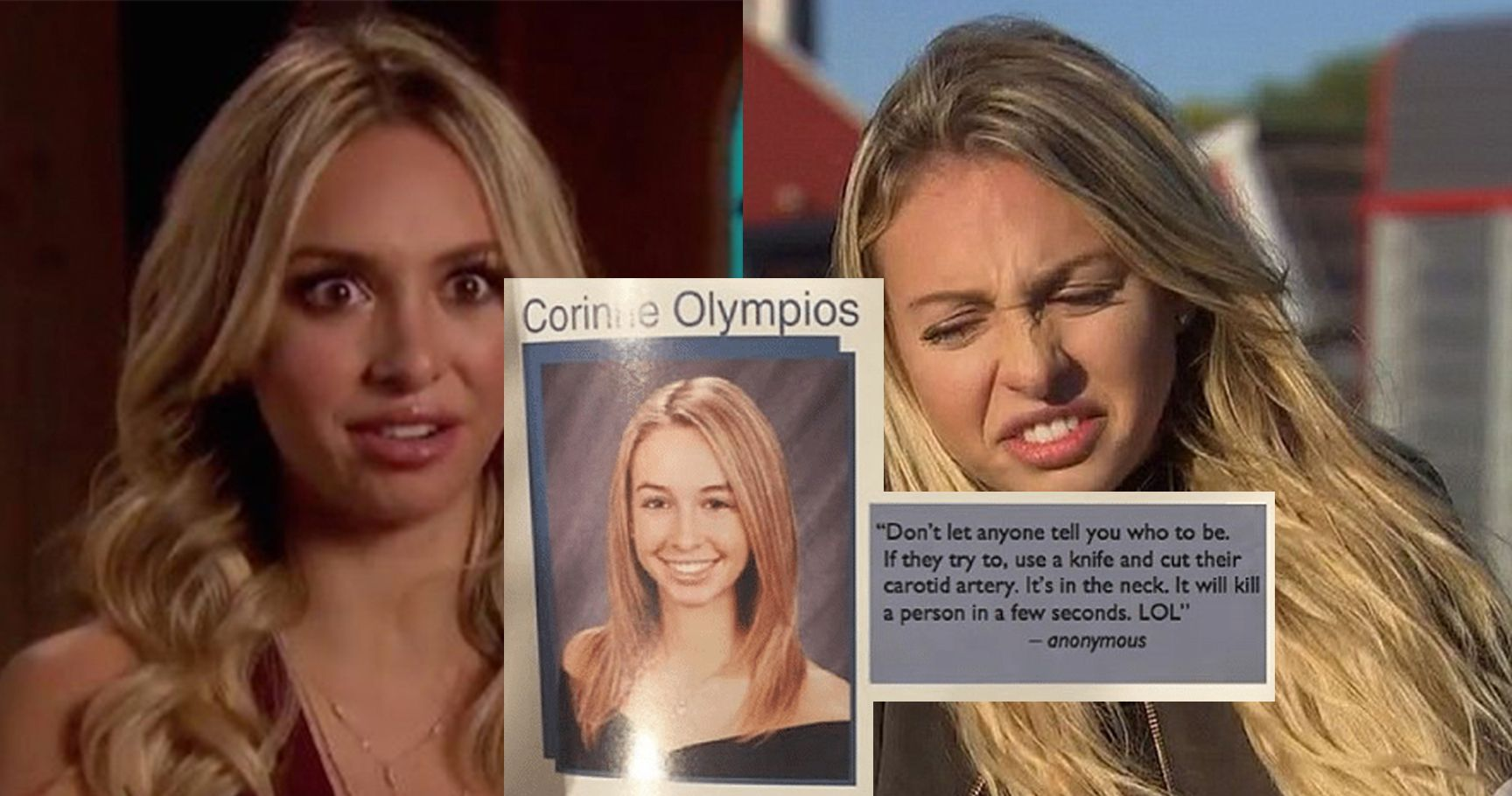 15 Facts About 'Bachelor' Villain Corrinne Olympios That We Never Knew