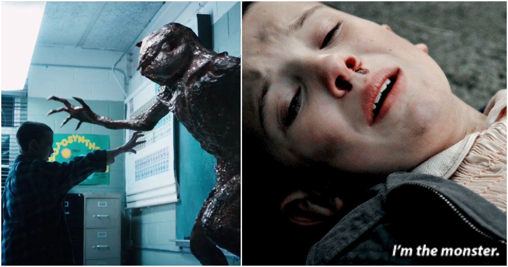 15 Undeniable Reasons Eleven Is Actually The Demogorgon