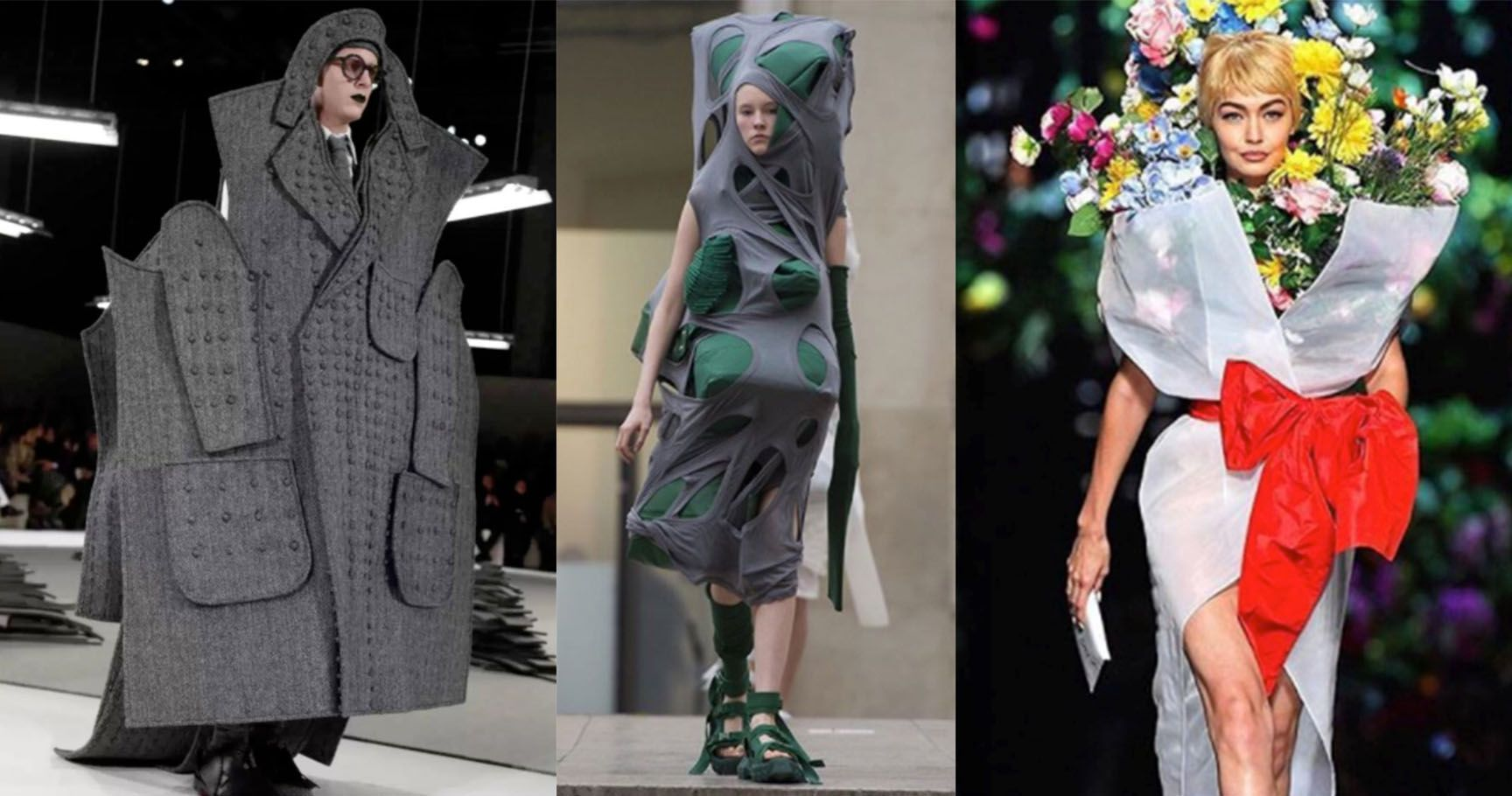 15 Questionable Outfits From 2017 Fashion Weeks Around The Globe