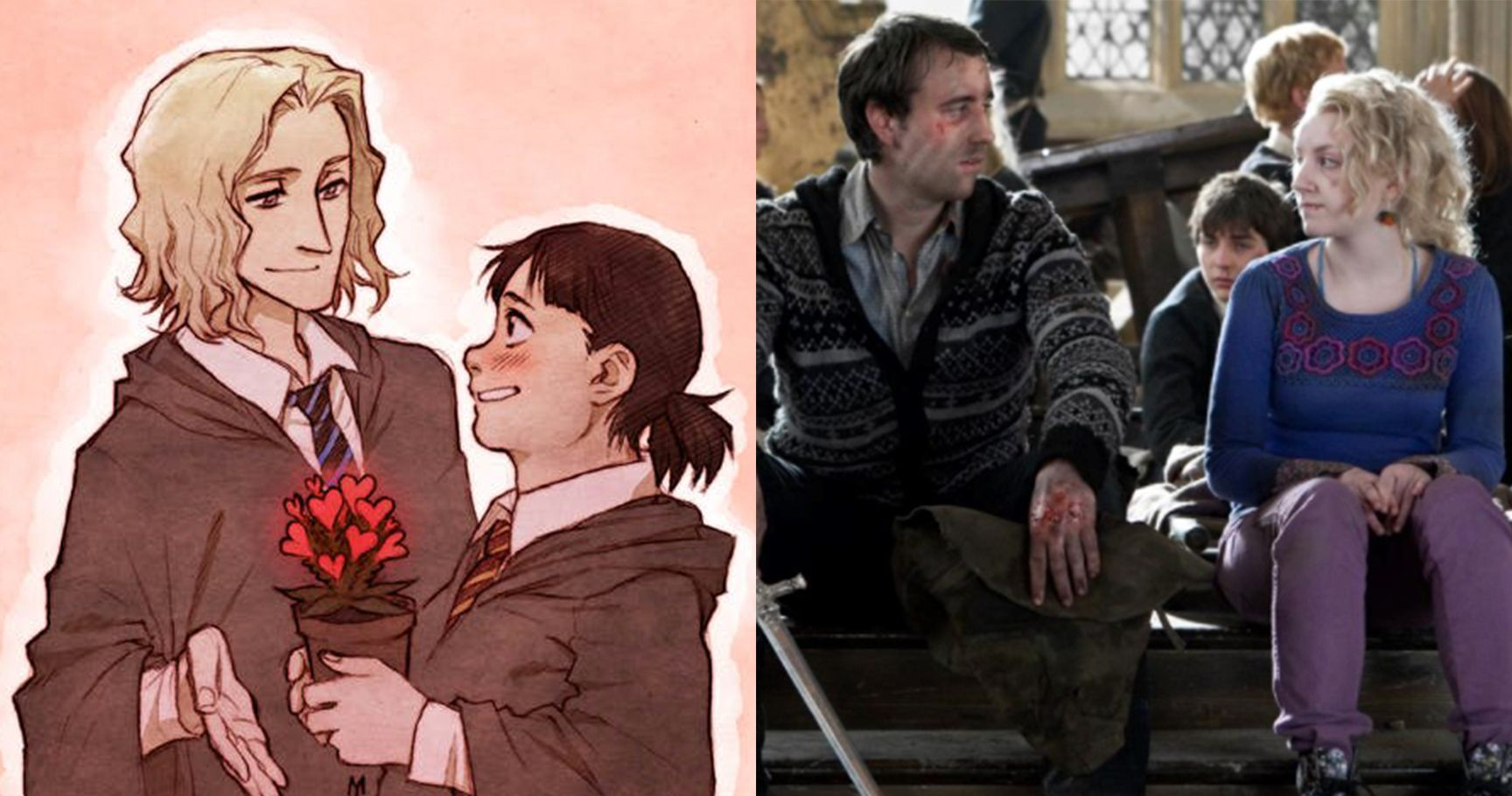 Harry Potter' Gender Benders That Put The 'Ron' In VeRONica