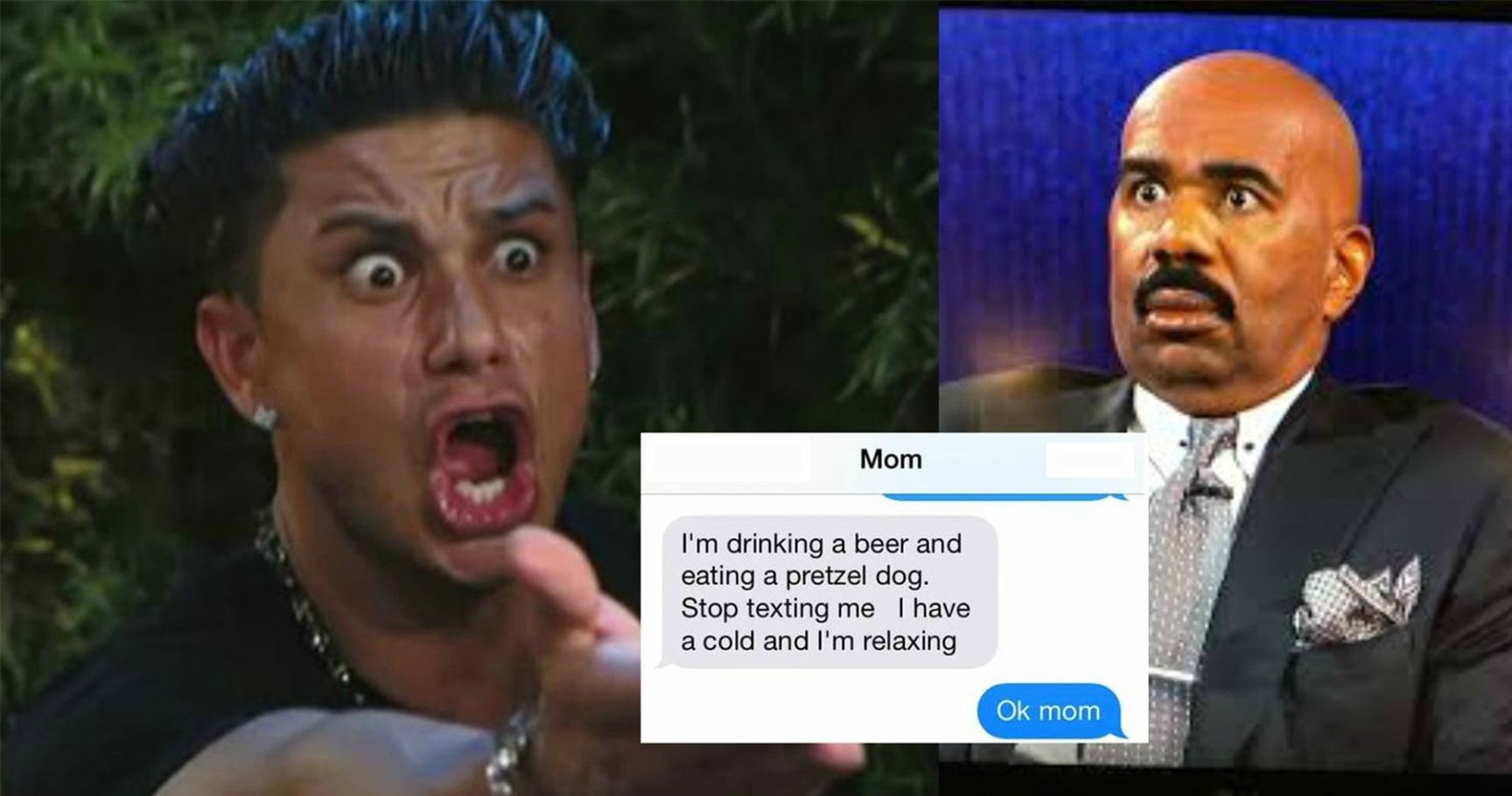 15 Hilarious Text Messages From Parents Who Are Super Savage
