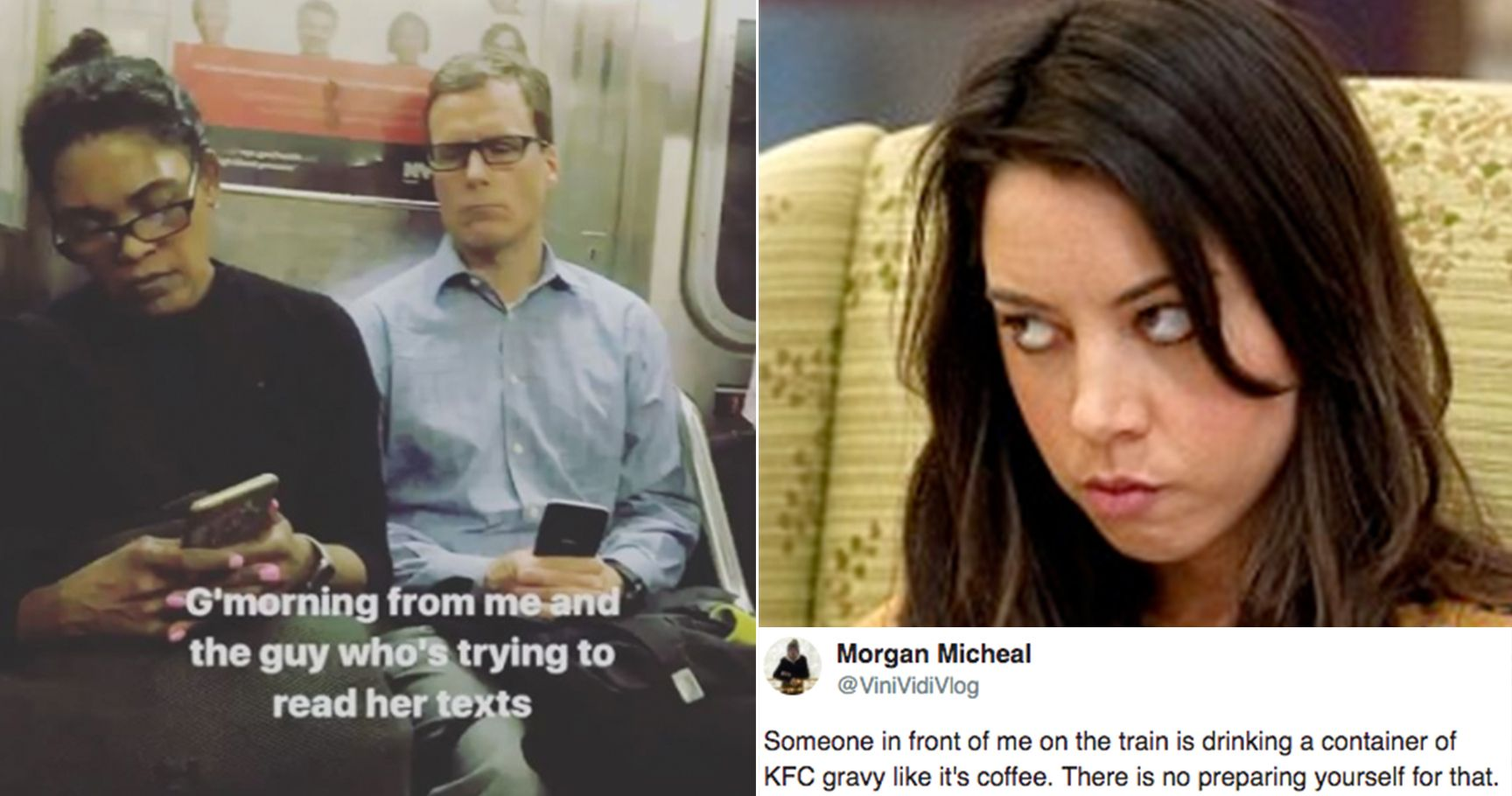 15 Deplorable Posts About Public Transport Passengers We Were NOT Prepared For