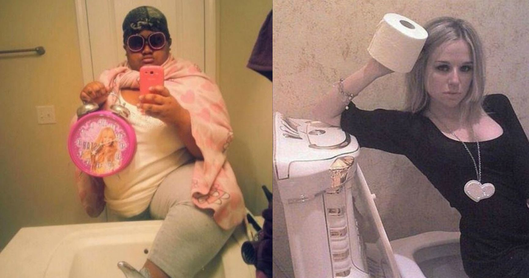 15 Selfies That Raise More Questions Than They Answer