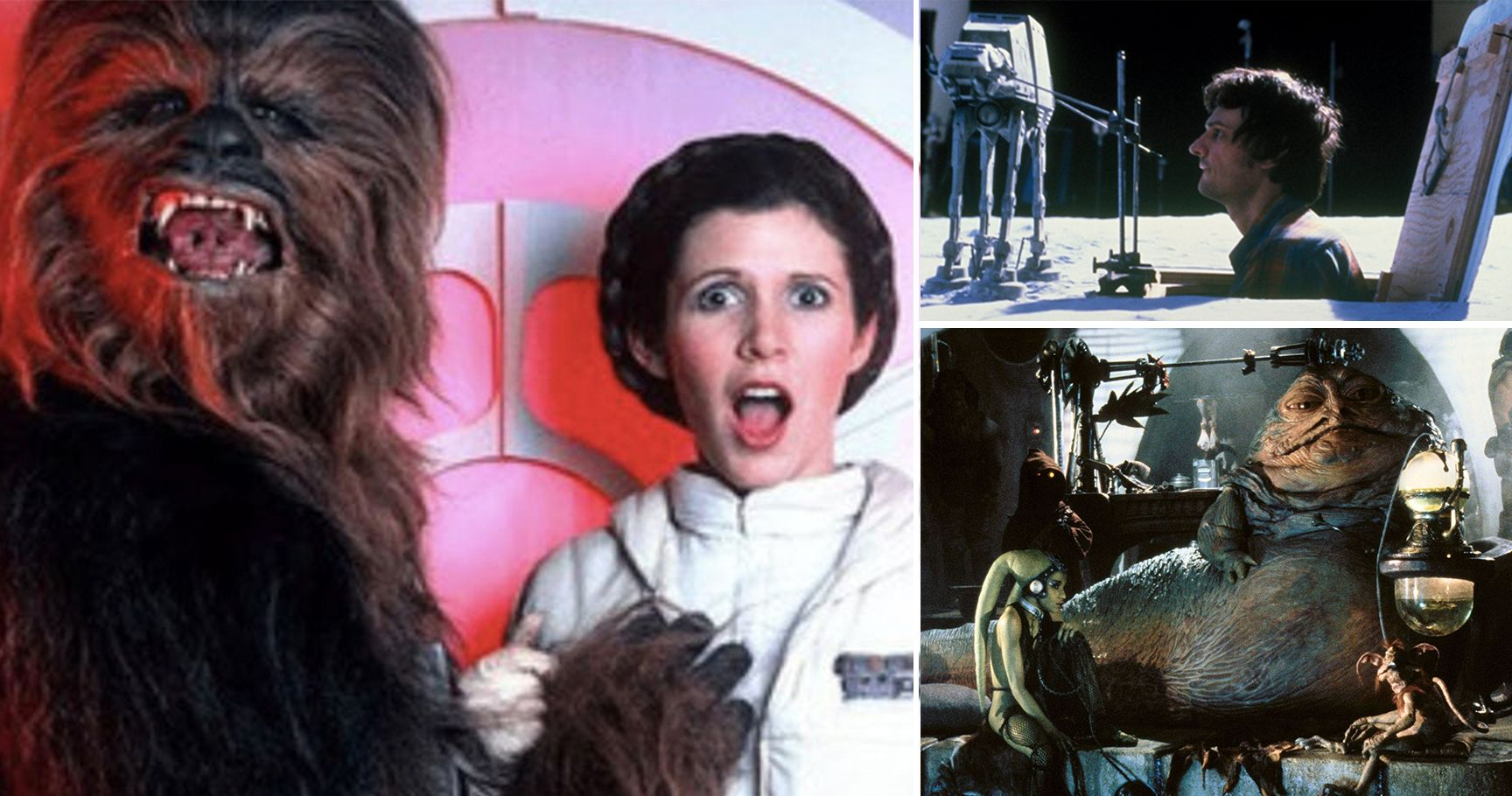15 Behind-the-Scenes 'Star Wars' Secrets That'll Blow Your Mind