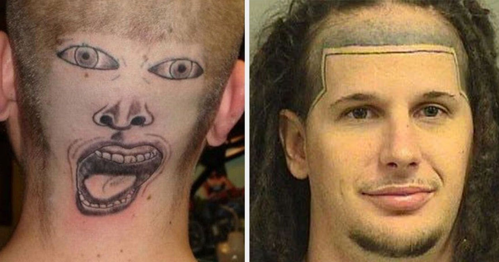 15 Tattoos No One Should Have Inflicted On Themselves