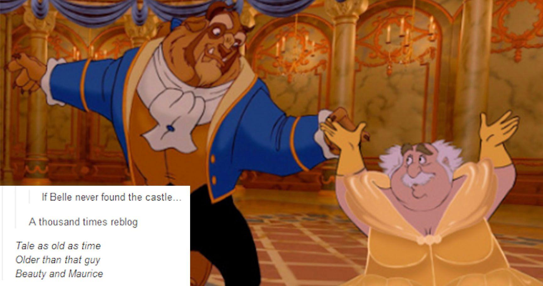 15 Hilarious Times Tumblr One-Upped Disney
