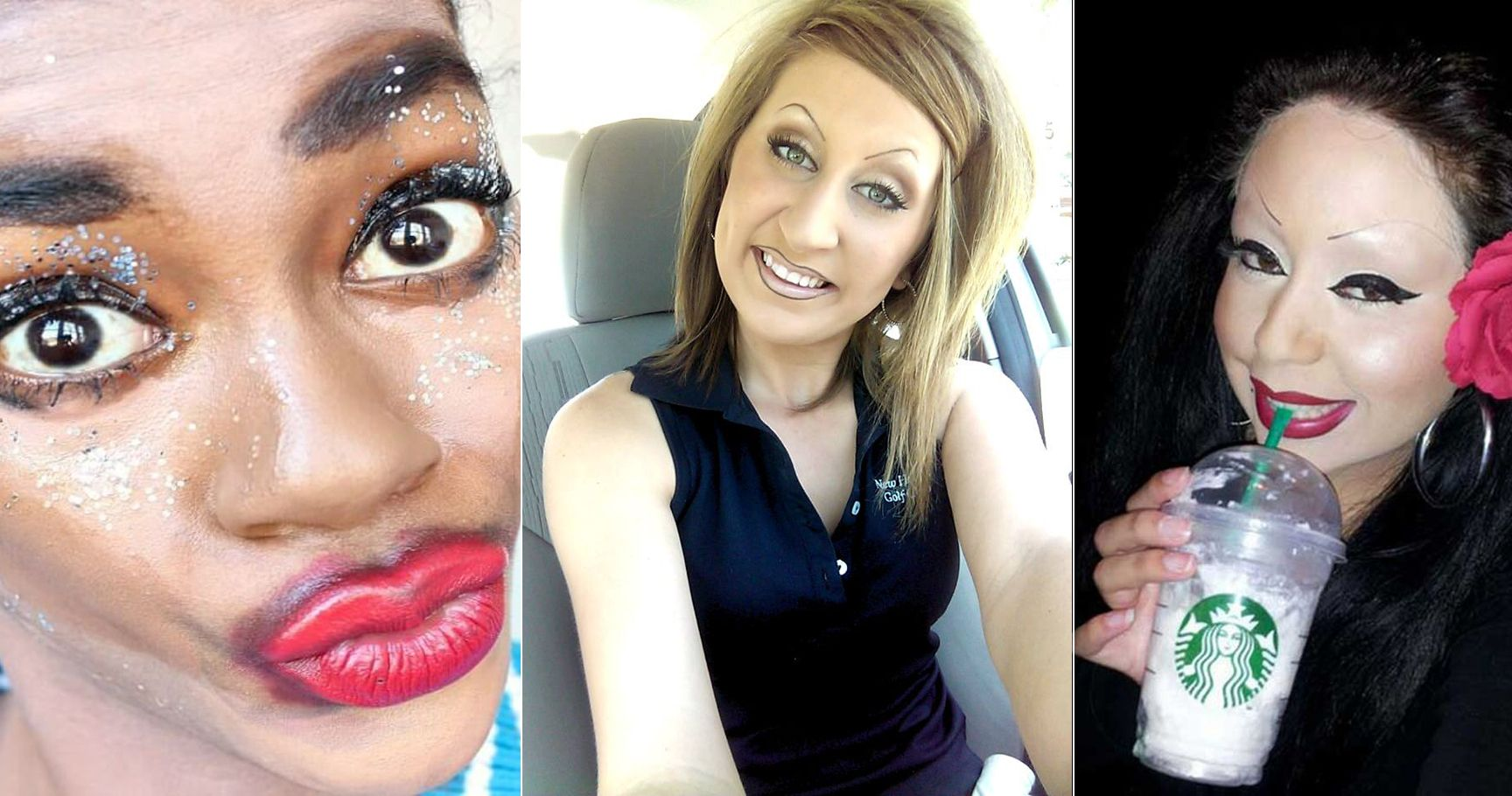 15 Makeup Fails That Are Hard To Look At