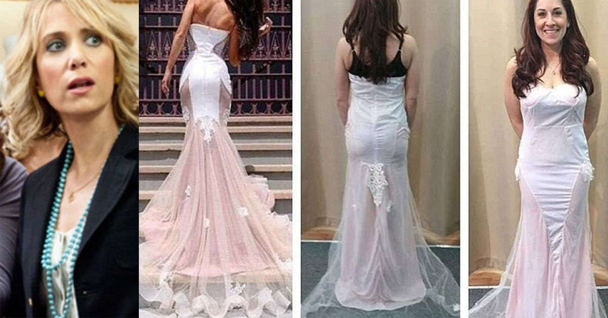 Images Of Gowns For Wedding: Never Buy Wedding Dresses Online (15 Photos)