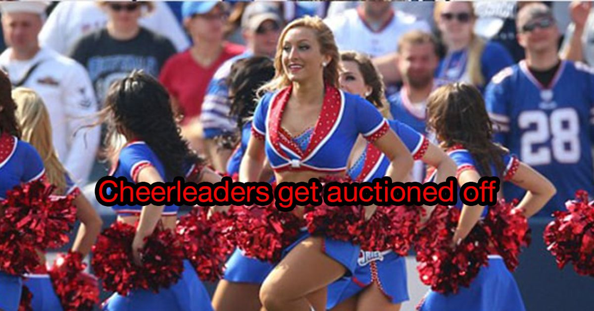Assured, nfl cheerleaders in pantyhose can mean?