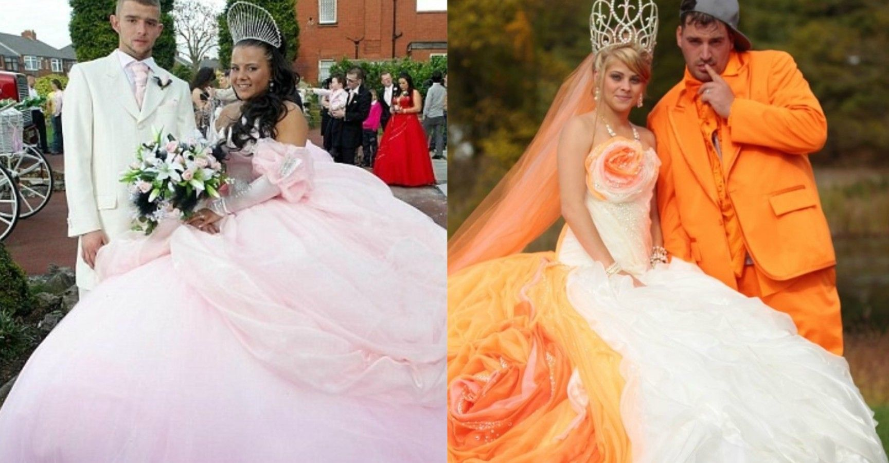 25 My Big Fat Gypsy Wedding Brides Who Have Never Heard Of The