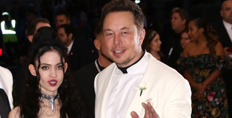 Elon Musk And Grimes Have Taken The Meme World By Storm