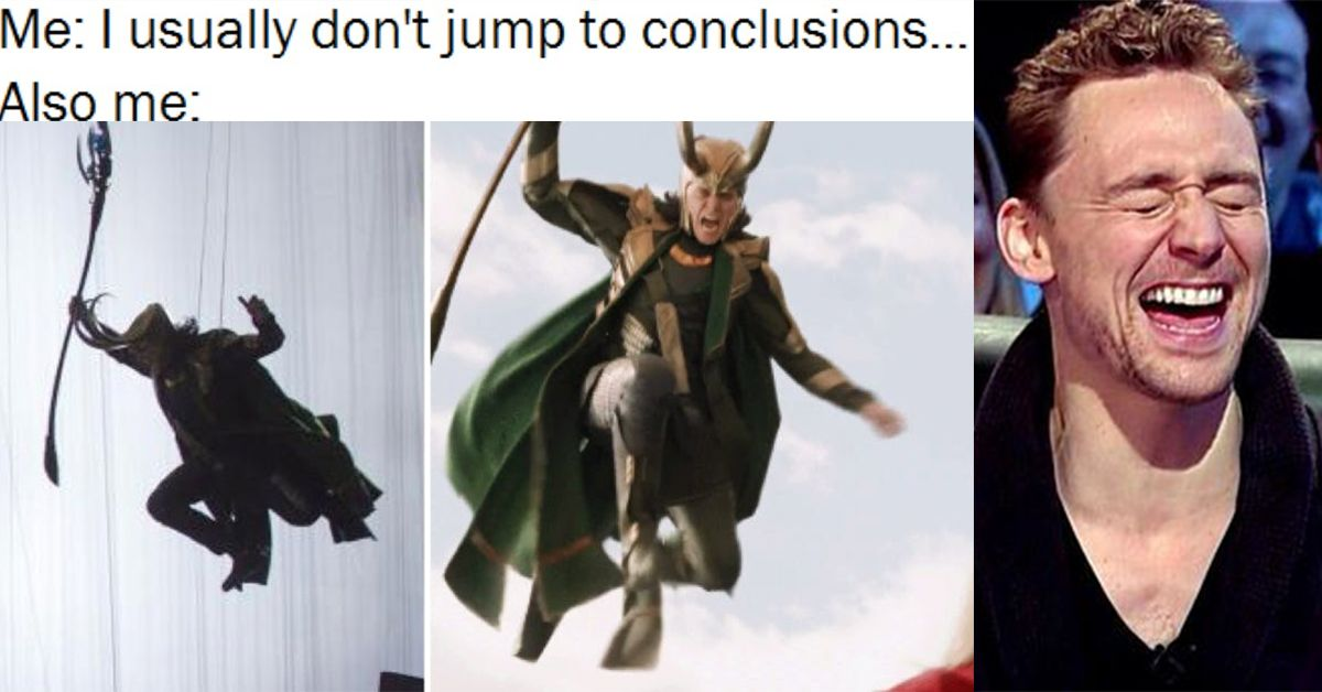 Loki Is The Most Meme-able Marvel Character (25 Posts)