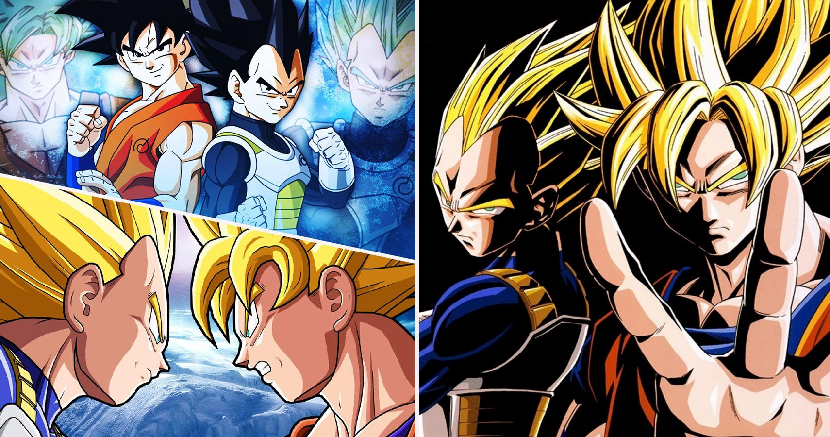 Dragon Ball 25 Wild Revelations About Goku And Vegetas Rivalry