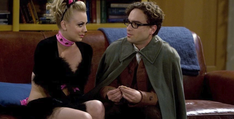 Big theory penny sexiest moments bang TBBT: 5
