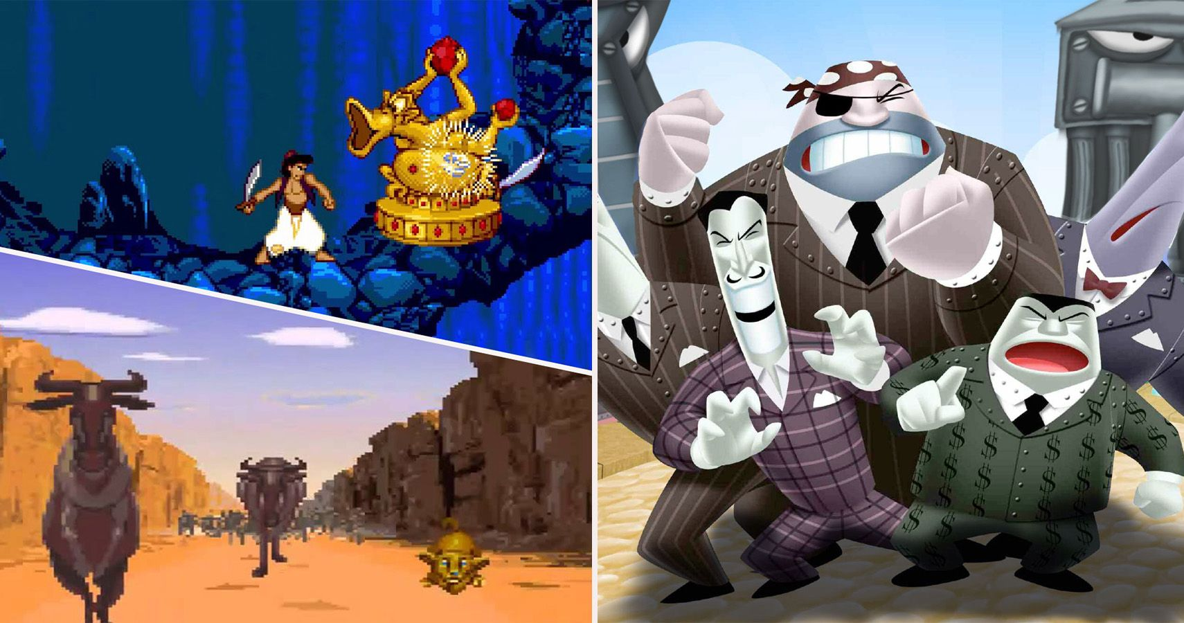 10 Villains That Ruined Disney Games And 10 That Actually