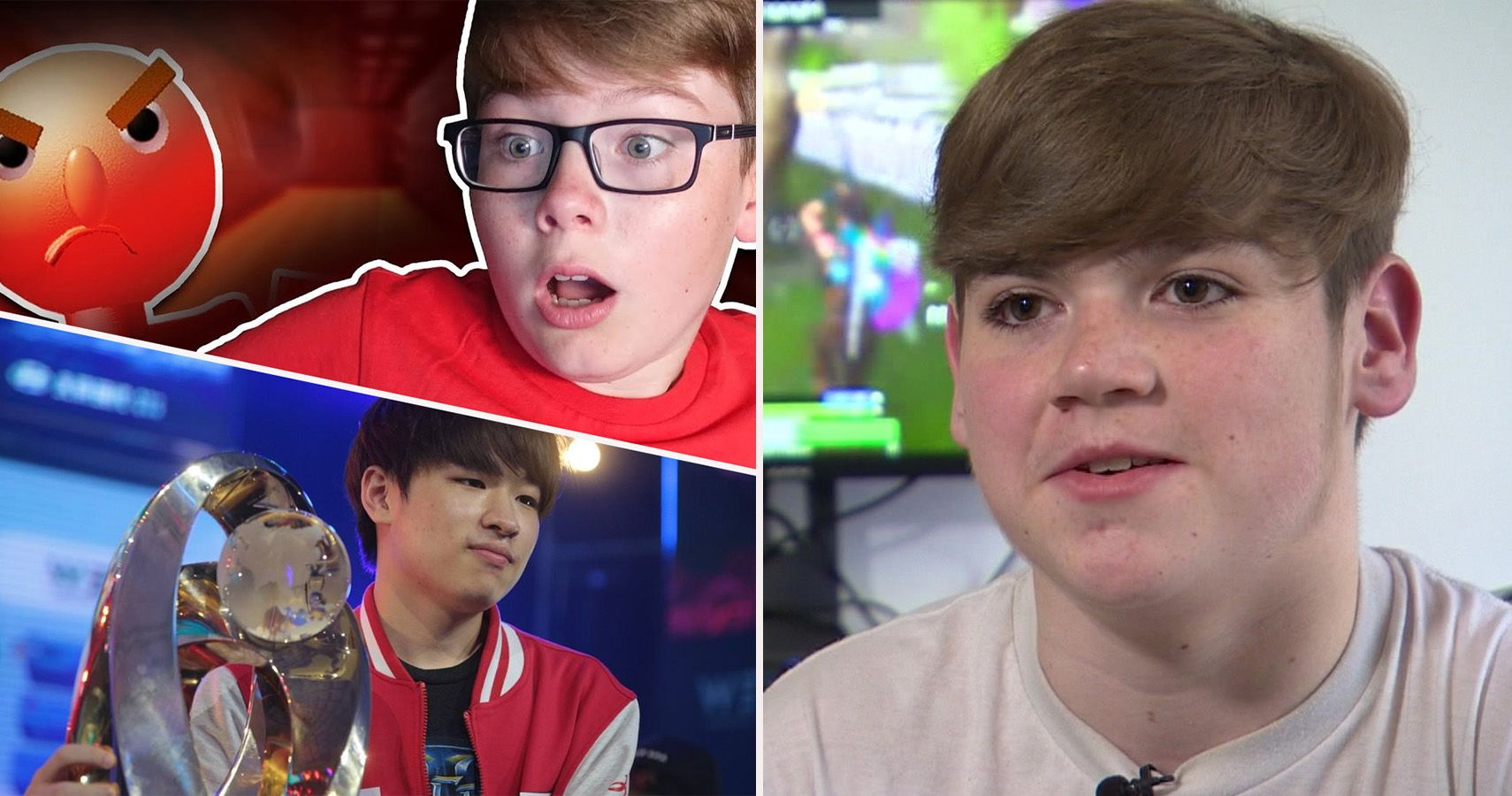 Ethan Gamer Tv Age
