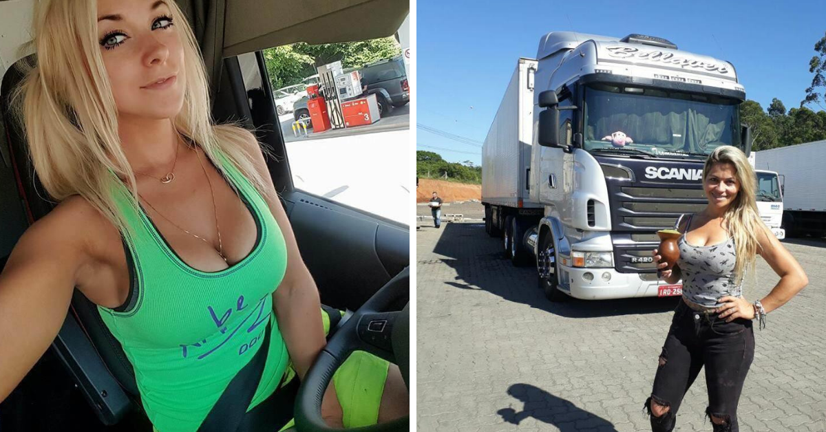 Ranking The 20 Most Attractive Female Truck Drivers