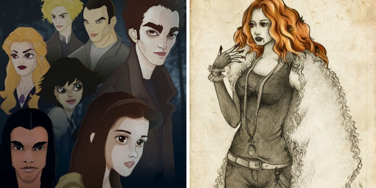 Character names twilight Twilight (2008)