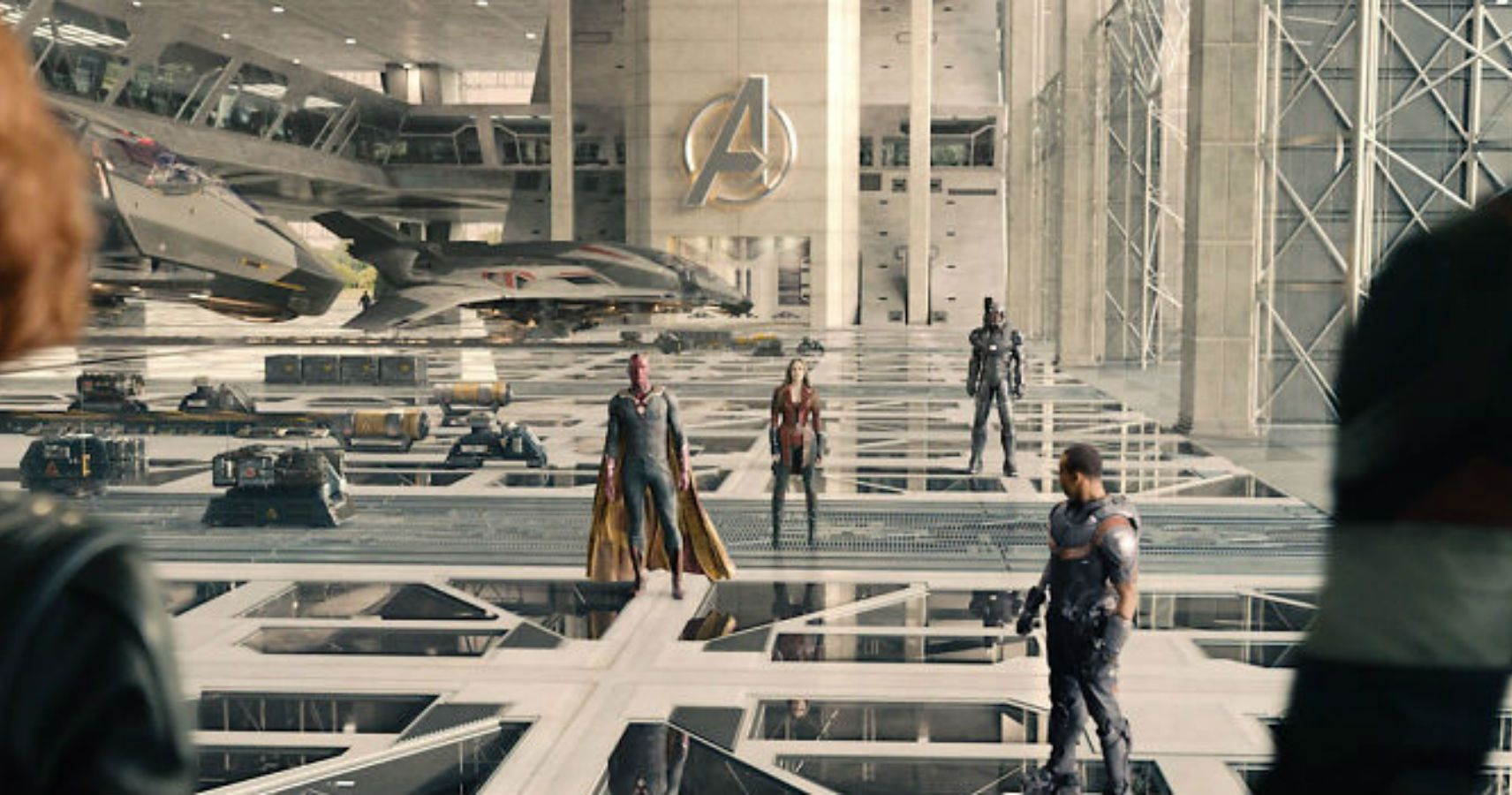 Marvel Fan Accidentally Spends The Day At The Avengers Compound
