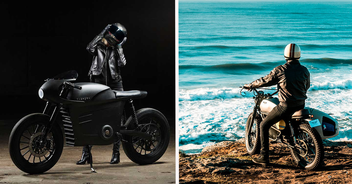 17 Stunning Photos Of Electric Motorcycles | TheThings
