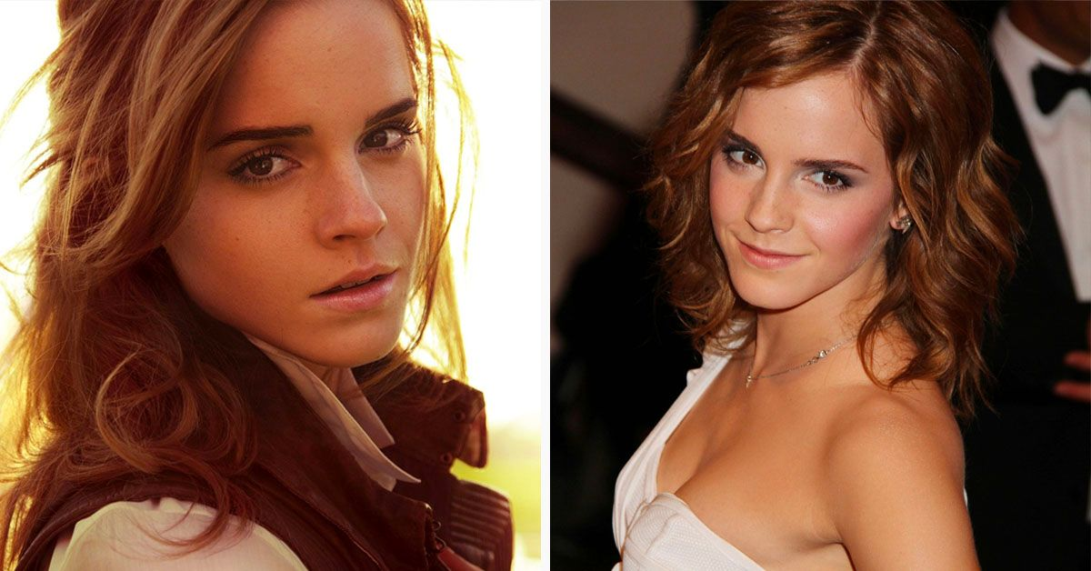 20 Hot Photos Of Emma Watson Taken On Movie Sets Thethings Images, Photos, Reviews