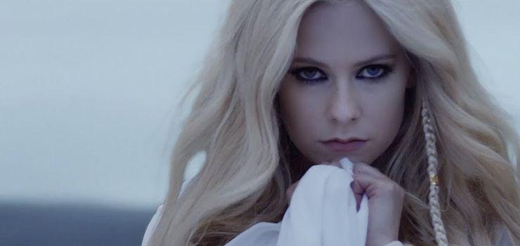 Avril Lavigne performs Head Above Water music video, 2018Via Avril Lavigne/YouTube