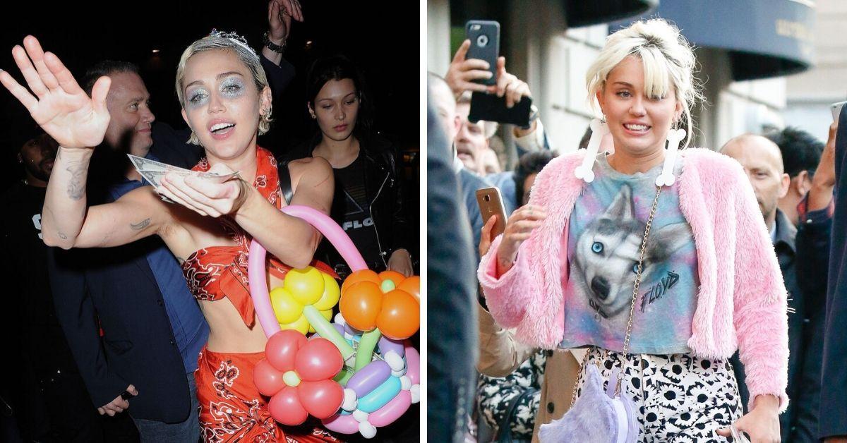 Miley Cyrus Hannah Montana Hannah Montana Celebrity