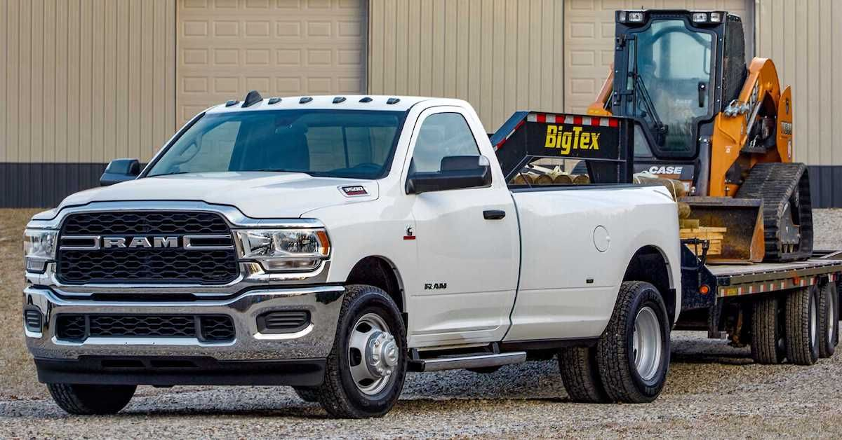 10 Best Dually Trucks Ever Made And 4 6x6 Cars We Totally Dig