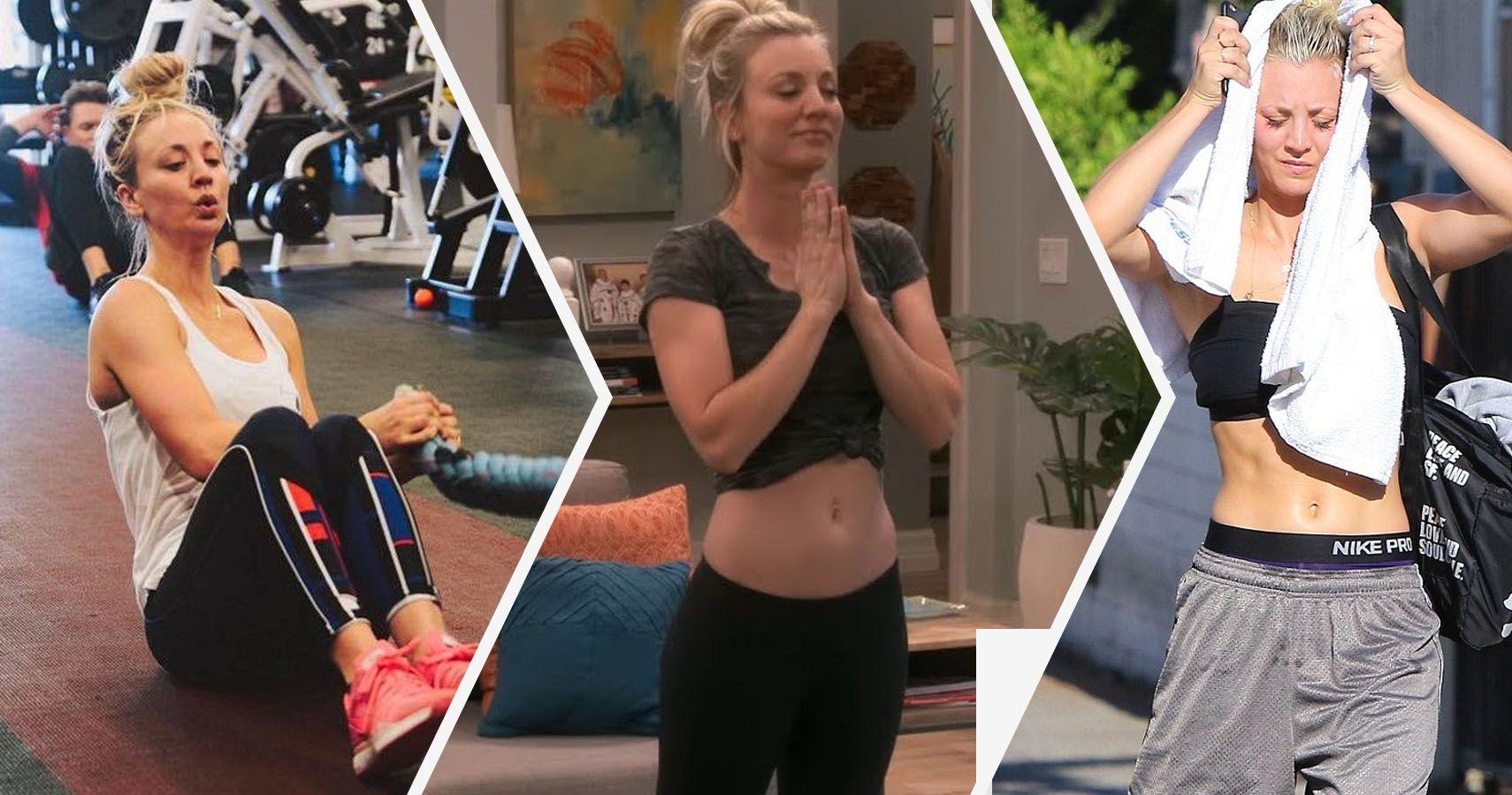 Hot kaley yoga cuoco 18 Workout
