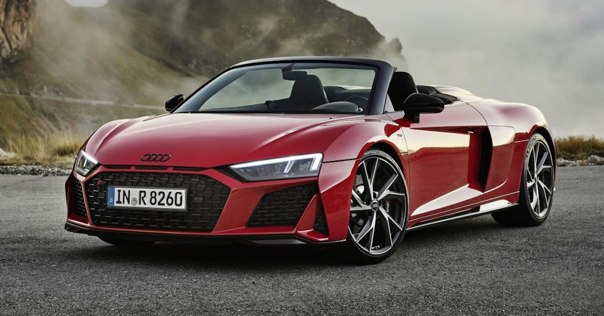 15 sick 2020 audi r8 pics you need to see  thethings