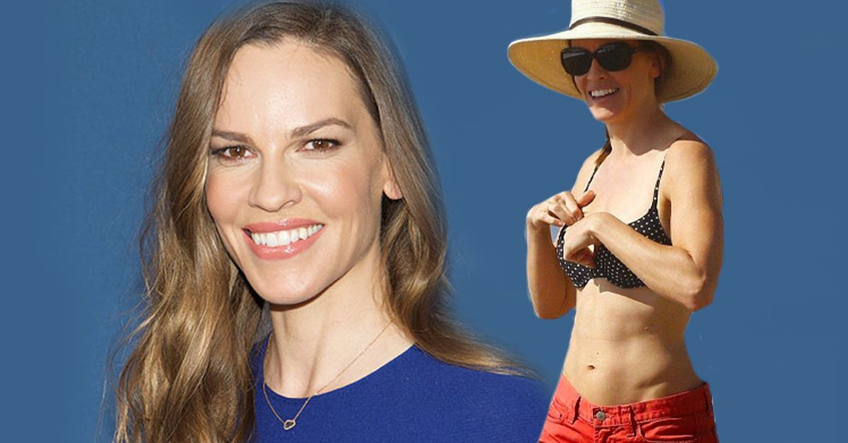 Hillary Swank Is Secretly Ripped... Thanks To Her Workout Routine