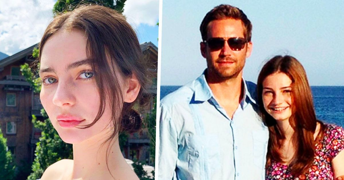 15 Lesser Known Facts About Paul Walker S Daughter Meadow
