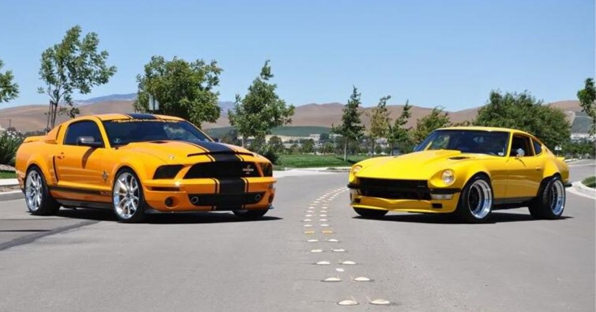 Japanese Vs American Sports Cars: Every Major Difference