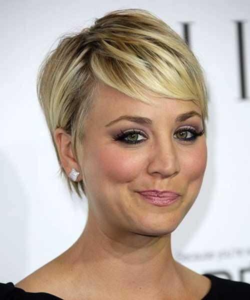 14 Throwback Pics Of Kaley Cuoco S Short Hair That Make Us Glad She Grew It Back