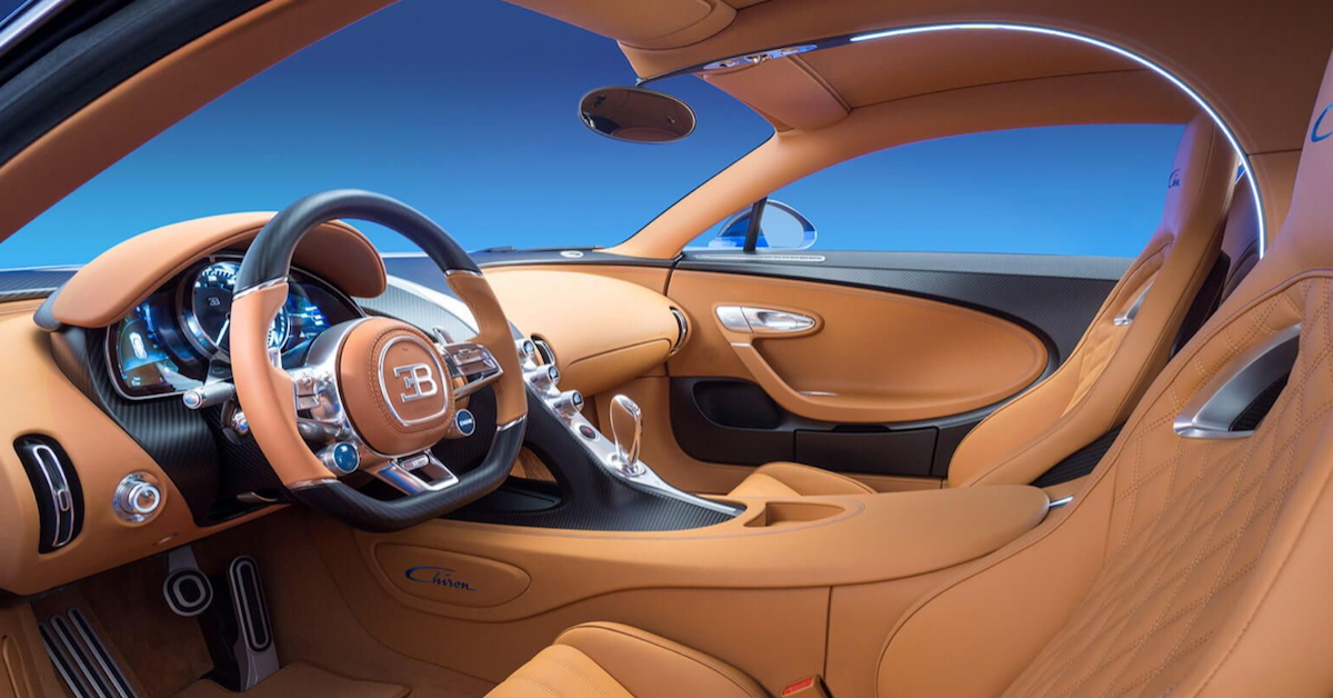 The 10 Best Looking Sports Car Interiors Ever Made Thethings
