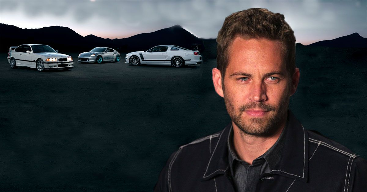 An Inside Look At Paul Walker's Insane BMW M3 Collection And Beyond