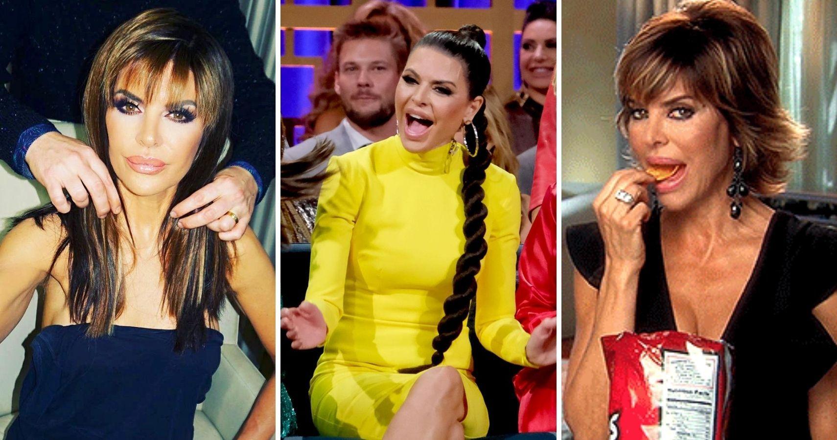 Rhobh 10 Of The Best Lisa Rinna Hairstyles Ranked Thethings