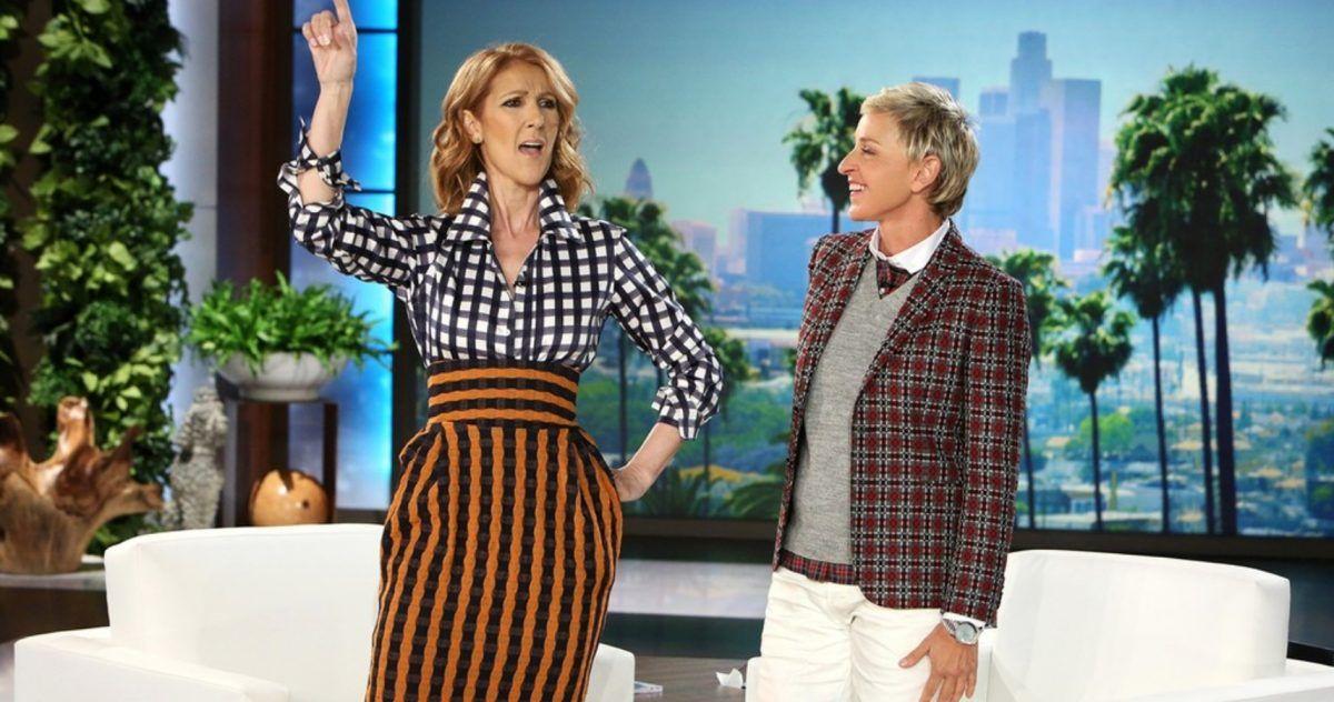 Why Ellen DeGeneres Insulted Celine Dion On Her Talk Show