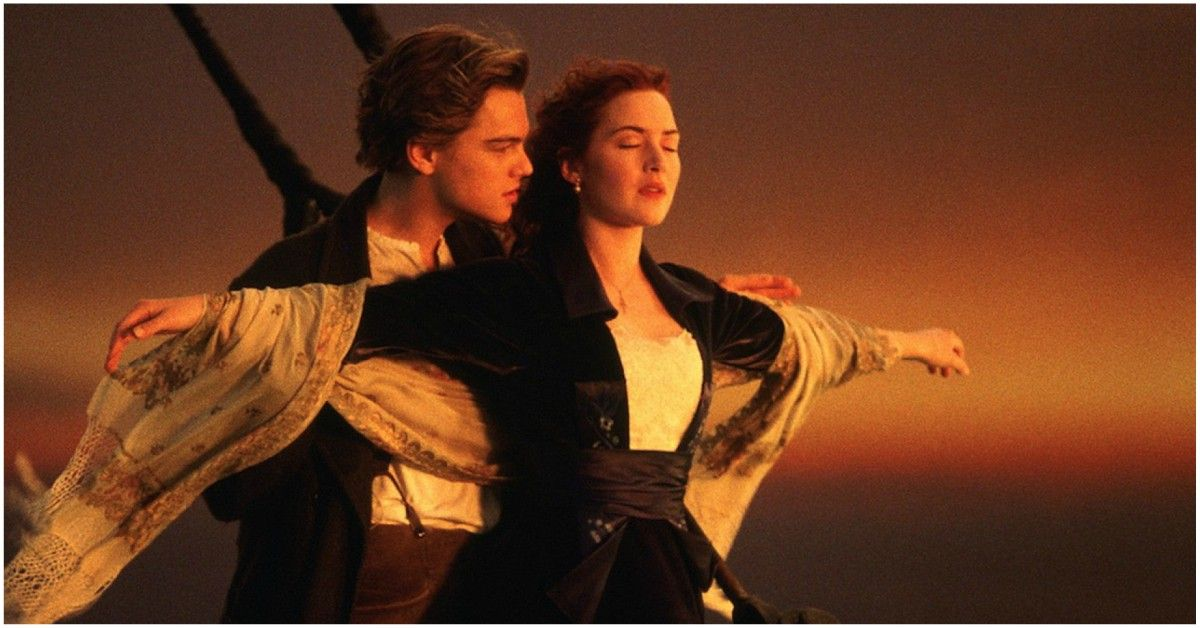 'Titanic': Jack And Rose's Love Story Might've Been Fake, But This One Was Real