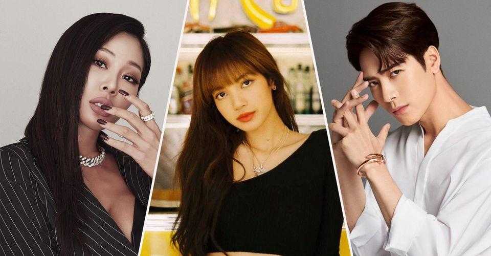 10 K Pop Idols Who Aren T Originally From Korea Thethings