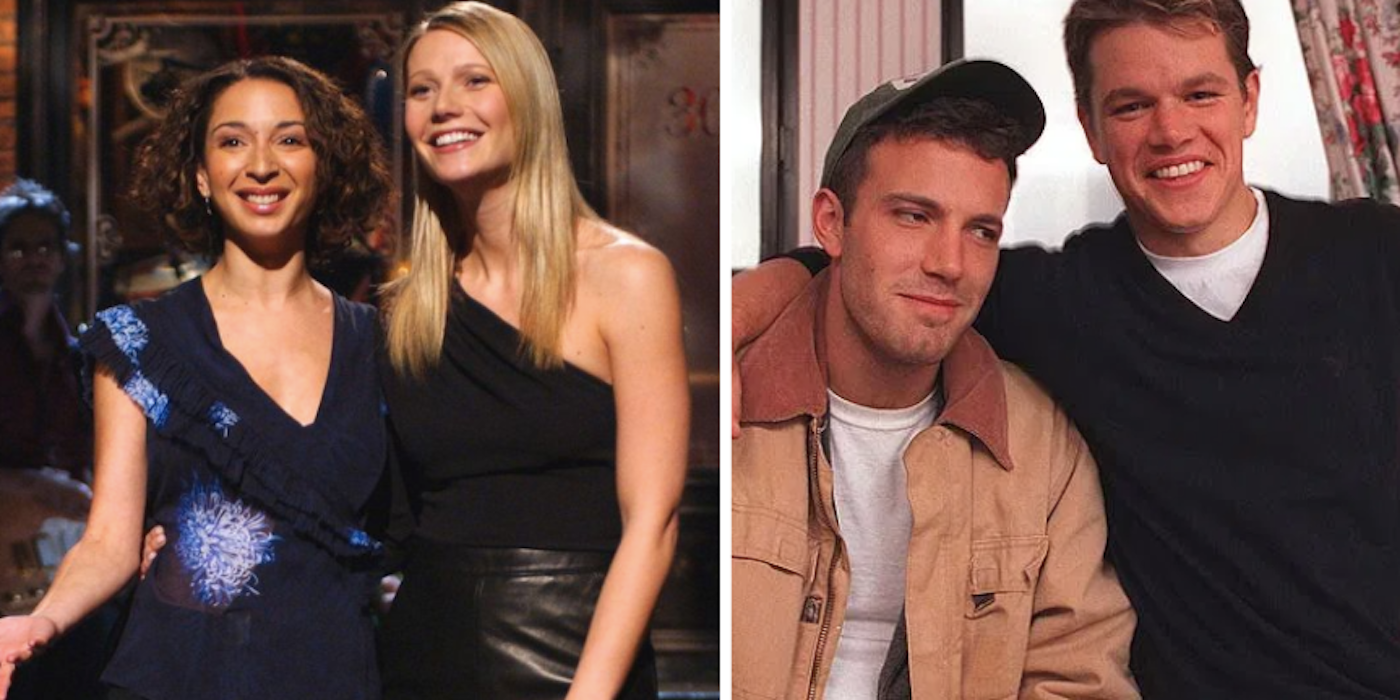 10 Celebrity Duos You Didn't Know Are Childhood Friends