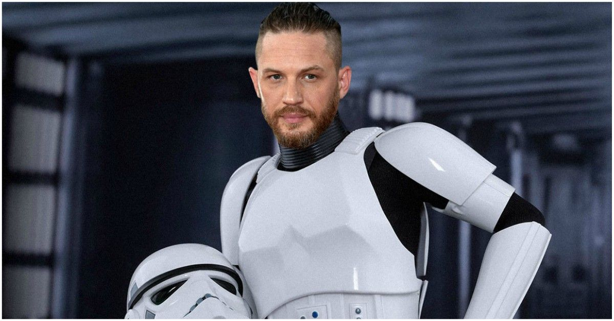 Tom Hardy's Role In 'Star Wars: The Last Jedi' Helped Him Build His $30 Million Net Worth