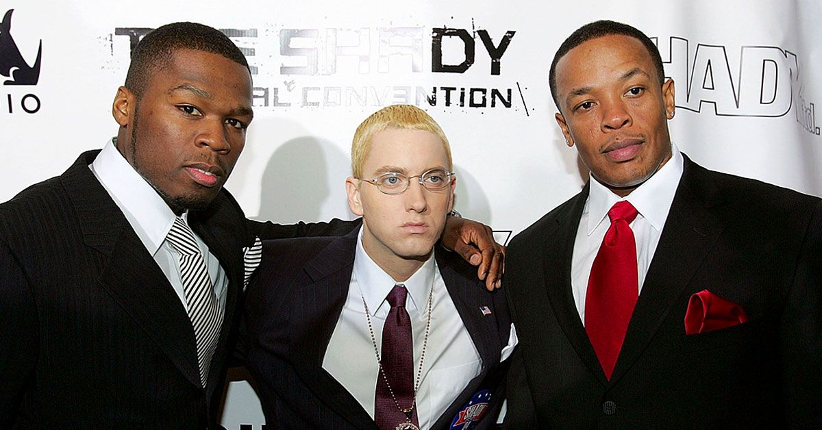 50 Cent Exploits Dr. Dre's Divorce Drama To Sell Copies Of His Book
