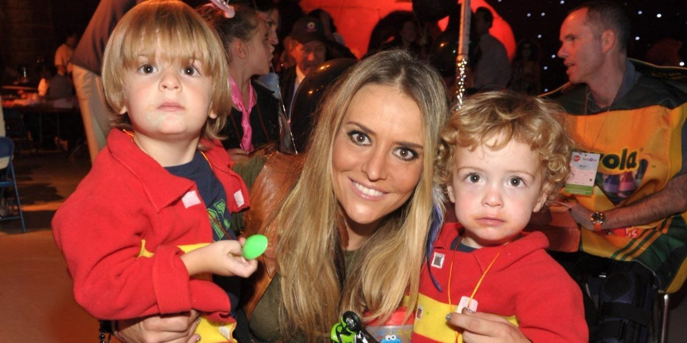 Whatever Happened To Charlie Sheen's Twins With Brooke Mueller?