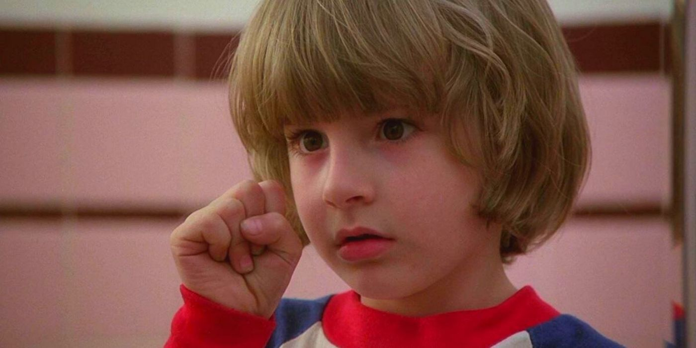 This Is What 'The Shining' Actor Danny Lloyd Looks Like Now