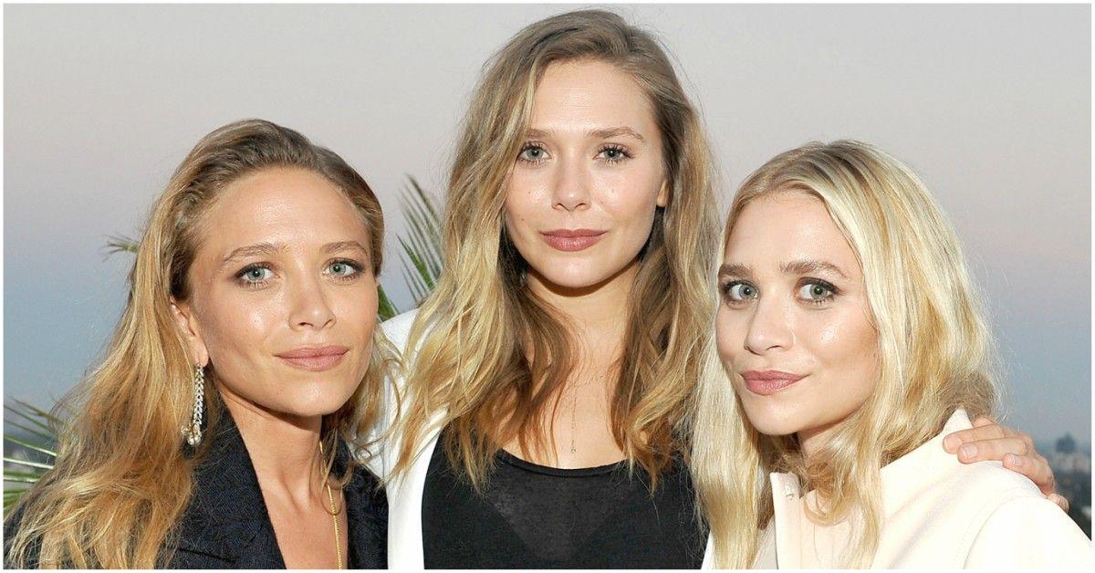 Does Elizabeth Olsen Get Along With Her Siblings?
