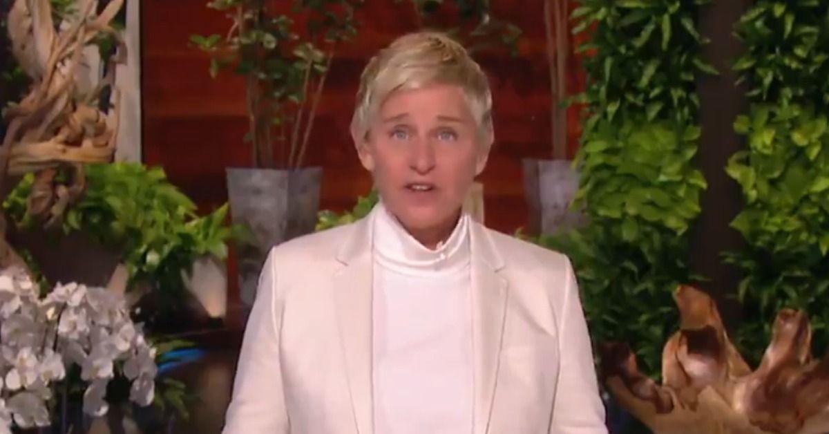 Ellen DeGeneres Addresses Toxic Workplace, But The Fans' Response Has Not Been So Kind