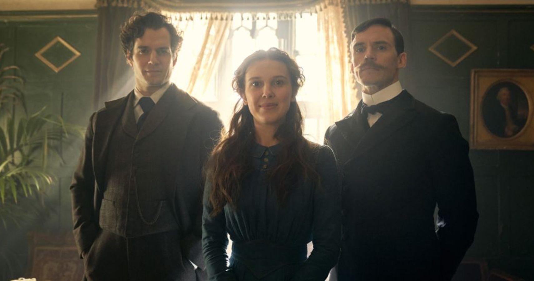 'Enola Holmes': Millie Bobby Brown, Henry Cavill, Sam Claflin Hilariously Fail At Victorian Slang