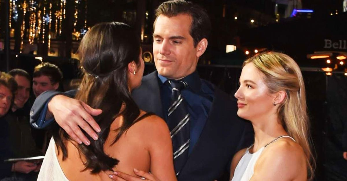 'The Witcher': How Close Is Henry Cavill To The Rest Of The Cast?