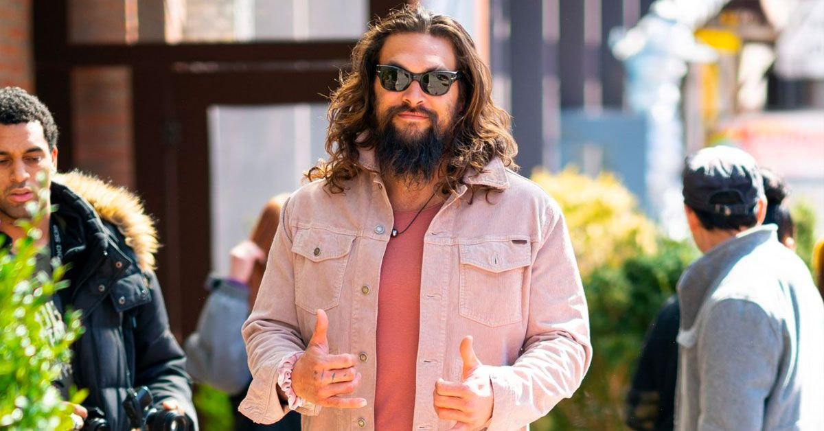 Jason Momoa Launched His Hawaiian Inspired Clothing Line And Fans Are Ready To Shop